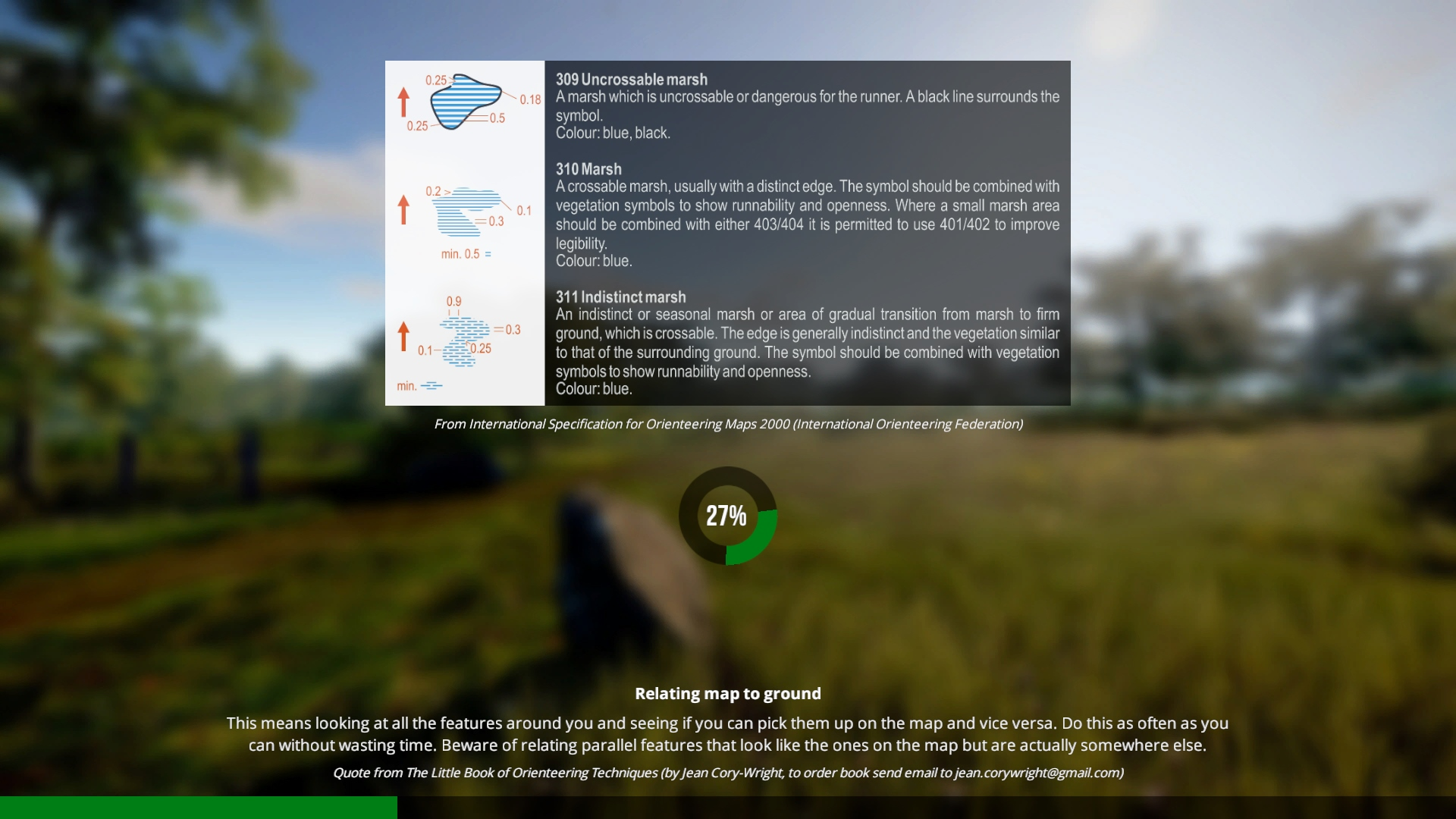 Virtual o will teach people orienteering loadingscreen3 loadingscreen2 loadingscreen3 biocorpaavc